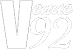 Venue 92 – Venue Hire East London Logo