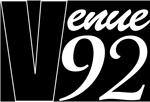 Venue 92 – Venue Hire East London Logo
